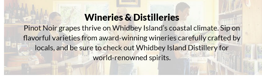 explore wineries and distilleries