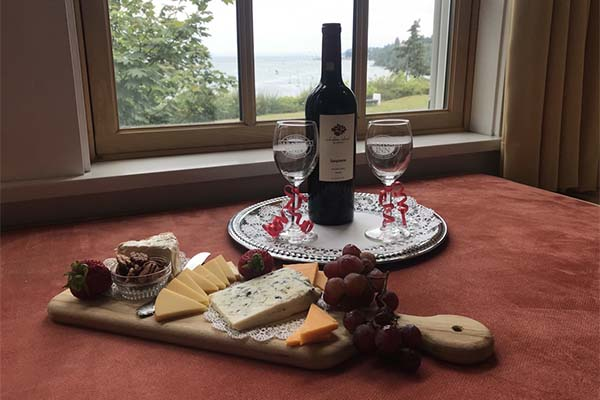 Cheese & Wine Package